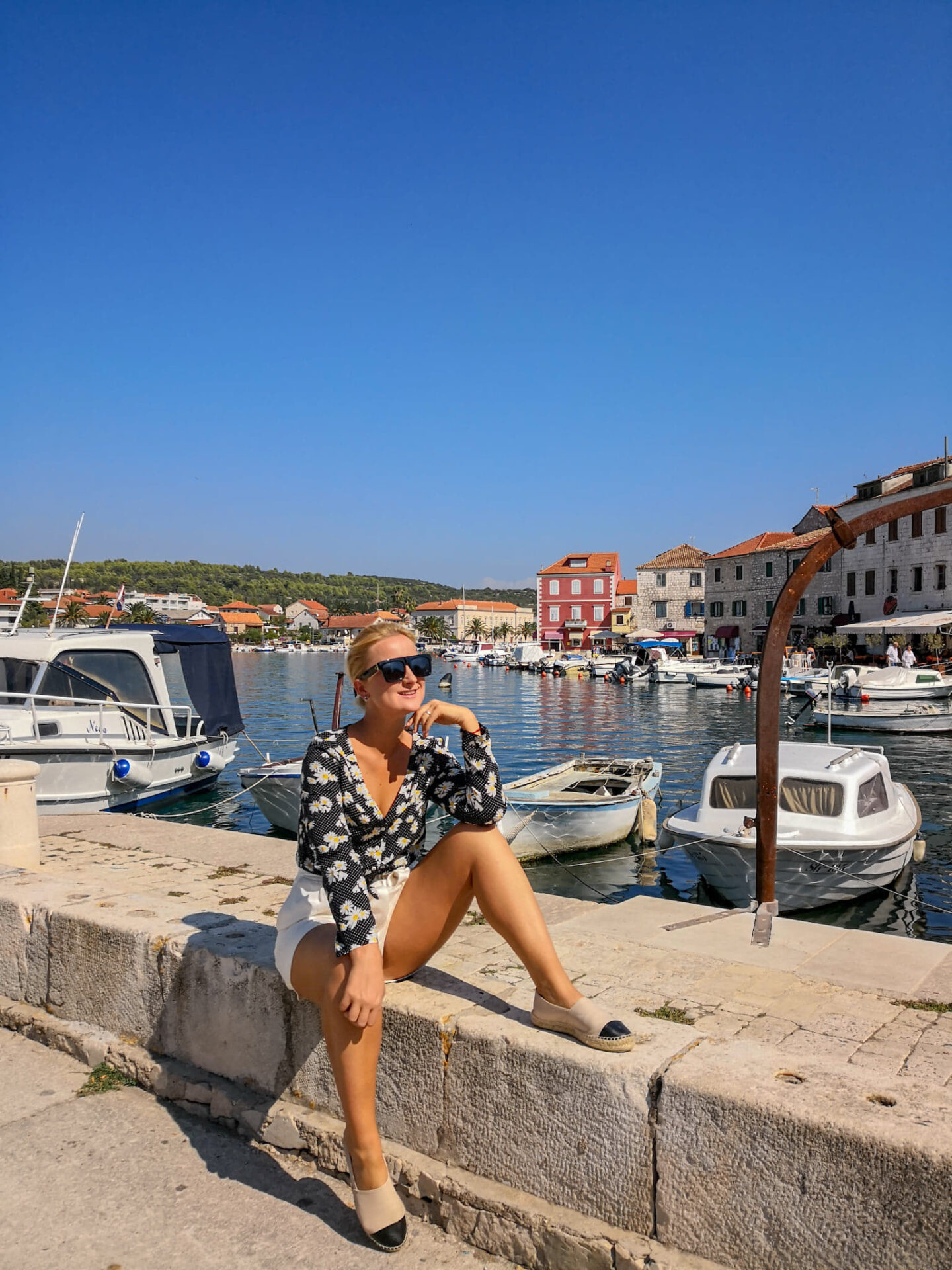 What To Do & Where to Eat in Stari Grad on Island of Hvar ・Croatia