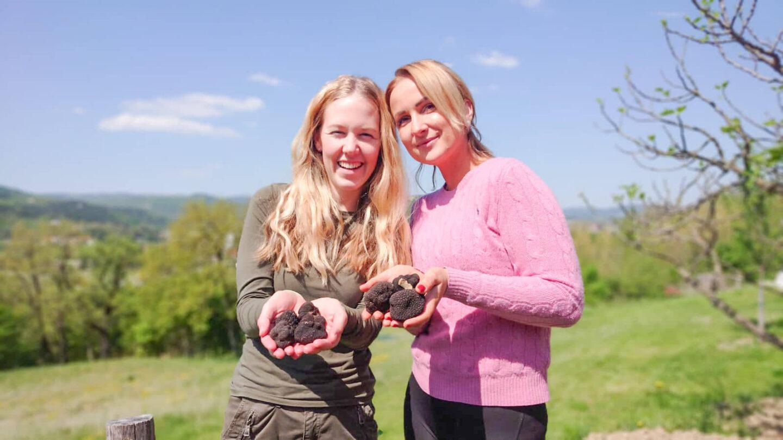 Truffle Hunting at Prodan Tartufi in Buzet, Croatia