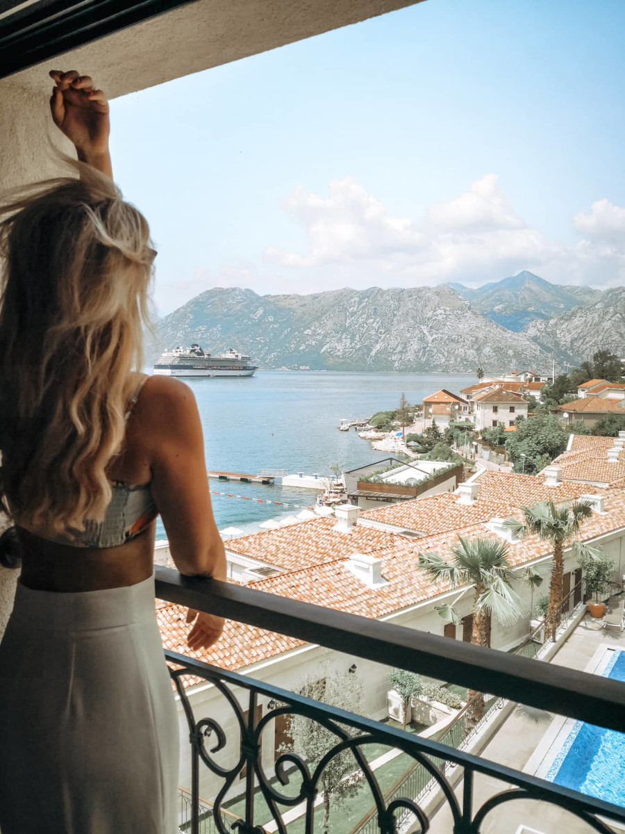 Where To Eat & Where To Stay in Bay of Kotor