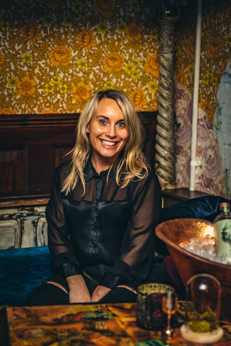 A London Lockdown Conversation with Emily Syphas, Founder of Sober & Social