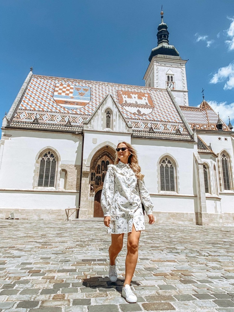 A Visit To Zagreb, Croatia {During Covid-19}